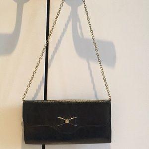 Brand new black purse / clutch!